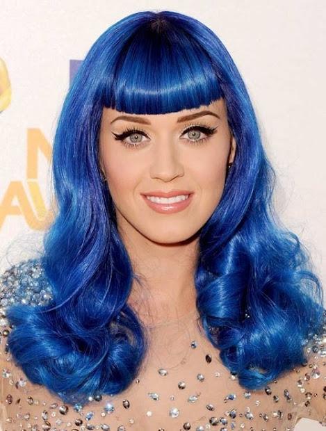 day blue hair