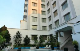 Swimming Pool Hotel Sahid Jaya Solo