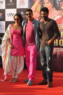 Akshay Kumar promote Rowdy Rathore