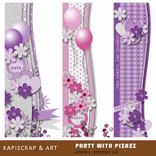 New Release - Party With Pizazz