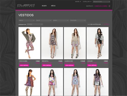 venta online ropa