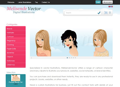 vector illustration store : beauty hairstyles cartoon pregnancy illustration