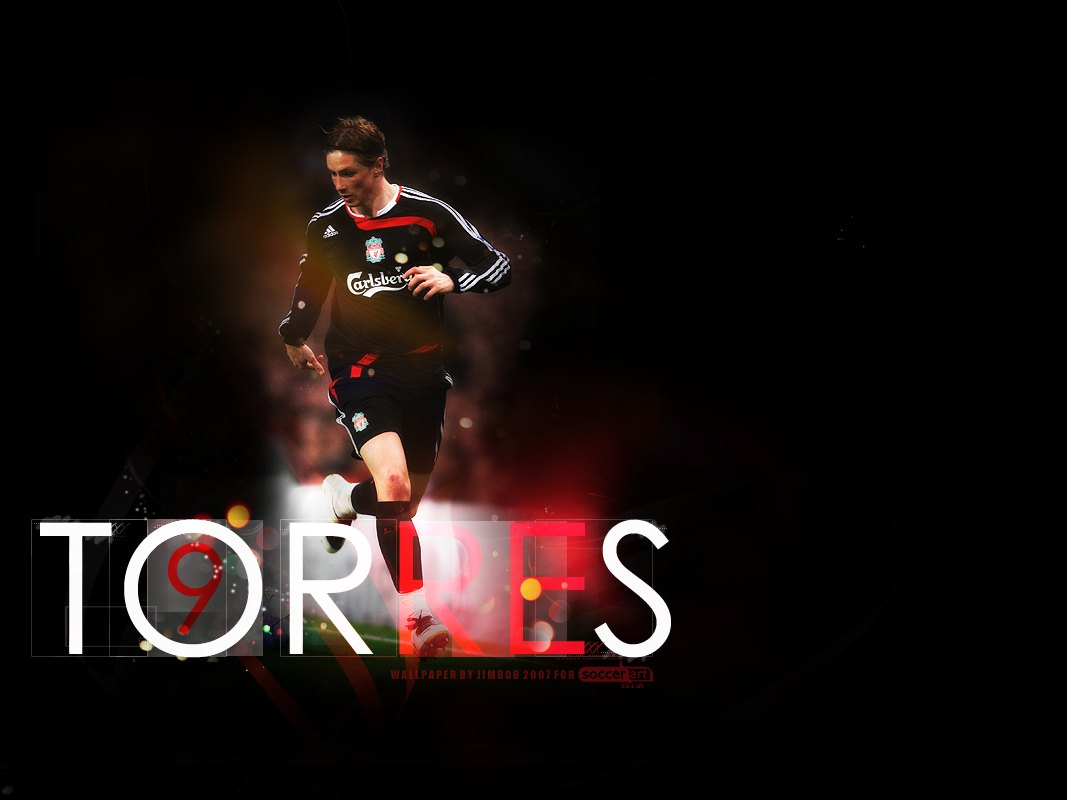 football super star player  fernando torres new hd
