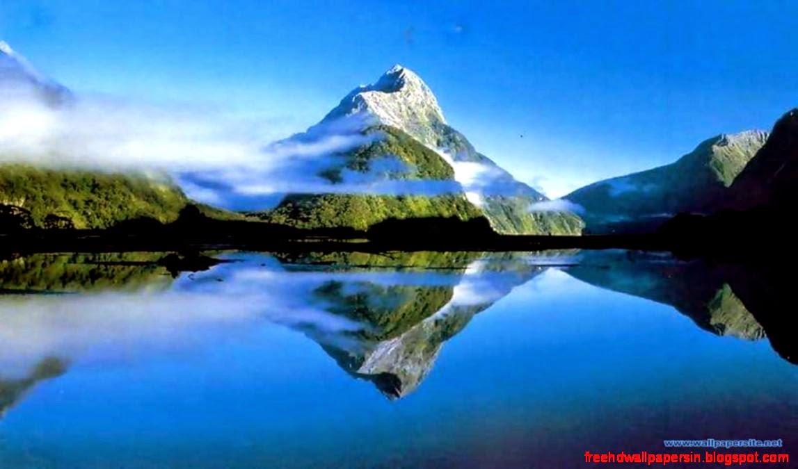 Blue mountain screensavers free hd wallpapers - Mountain screensavers free ...