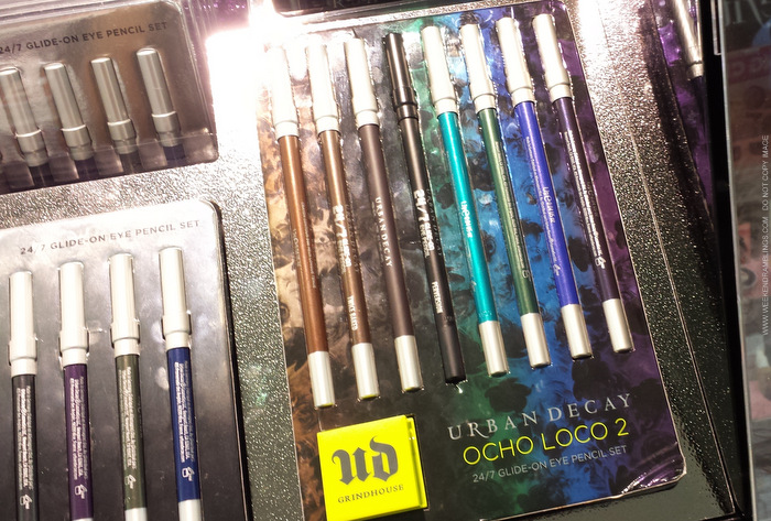 Urban Decay 24/7 Eyeliner Pencils Sets Ocho Loco 2 Photos Indian Beauty makeup Blog
