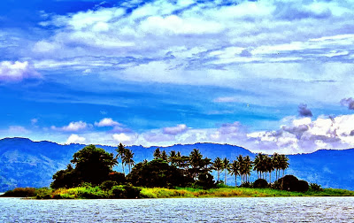 Pulau Tao - Ada 5 Pulau di Sekitar Danau Toba