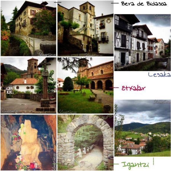 Bortziriak - 5 villas - Navarra