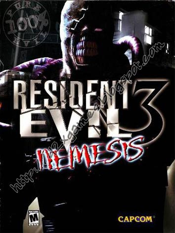 Free Download Games - Resident Evil 3 Nemesis