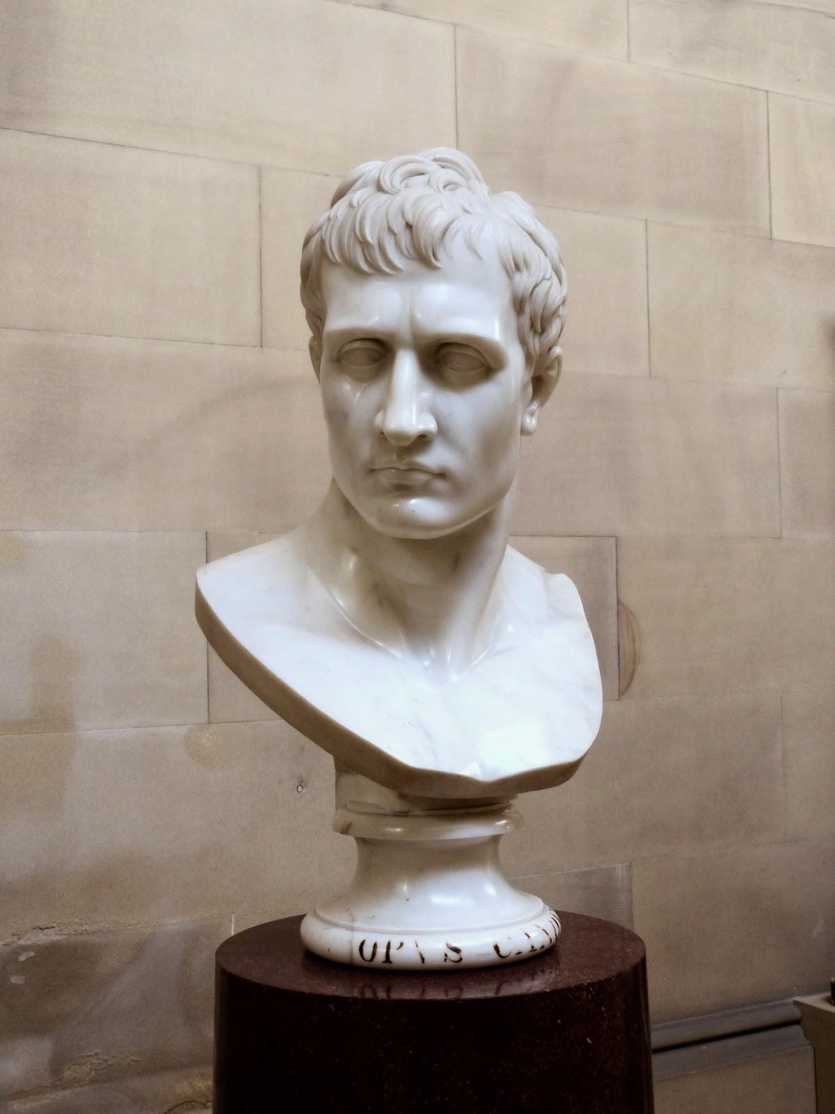 Bust of Napoleon by Antonio Canova