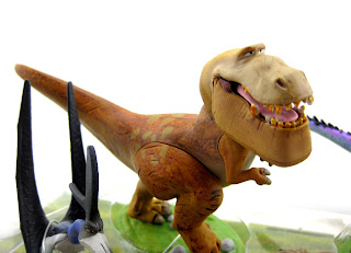 the good dinosaur figure playset butch