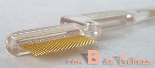 Lash comb review