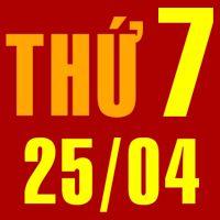Tử vi 25/4/2015 Thứ Bảy - 12 Con Giáp hôm nay