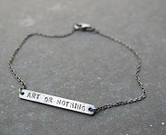 Bracelet Homme Mathias Chaize Art or Nothing