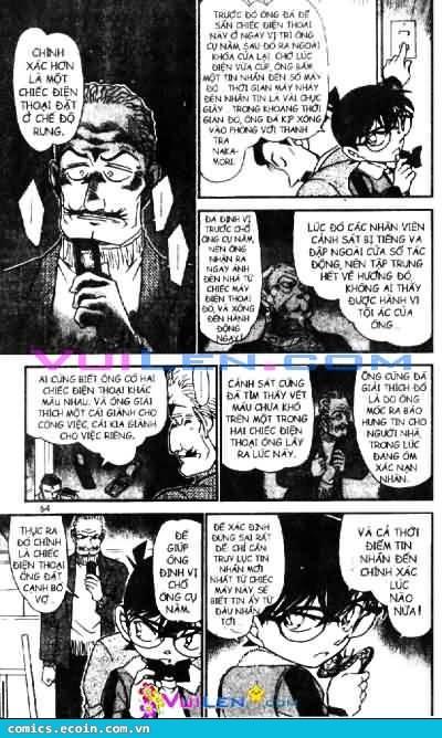 Detective Conan - Thám Tử Lừng Danh Conan chap 547 page 12 - IZTruyenTranh.com