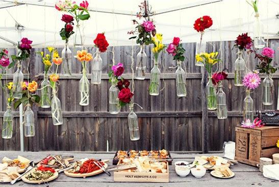 quanto custa um casamento no jardim do casarao : quanto custa um casamento no jardim do casarao:Blog de Decorar: Reutilizando Vasos para Flores: Lindo!