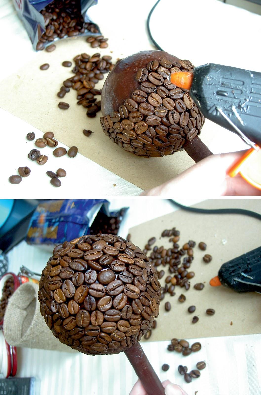 Как сделать поделки с кофейным зерном 790