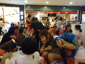 Event @ Houngang Mall 20th Jan 2012