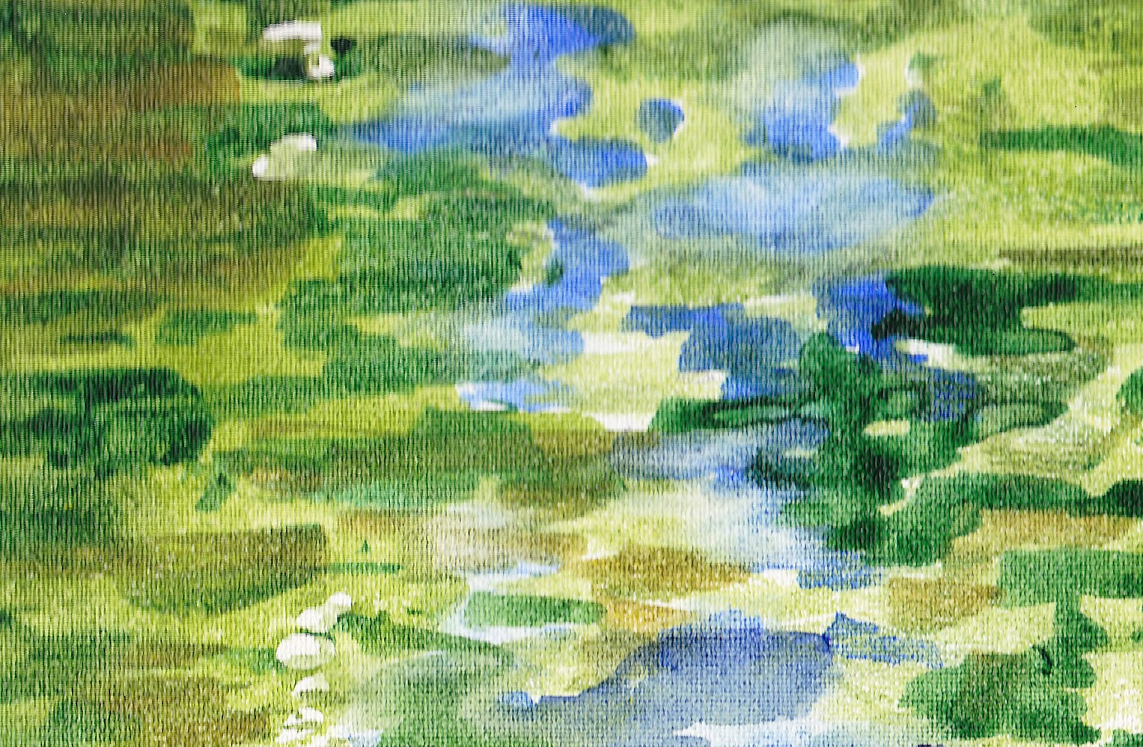 impressionism in watercolors