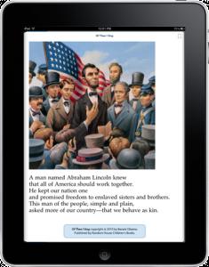 OverDrive iPad app