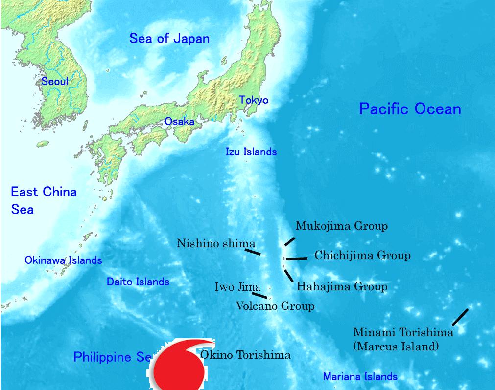 Super Typhoon Nuri Will Batter Japanese Islands Of Daito And Chichi