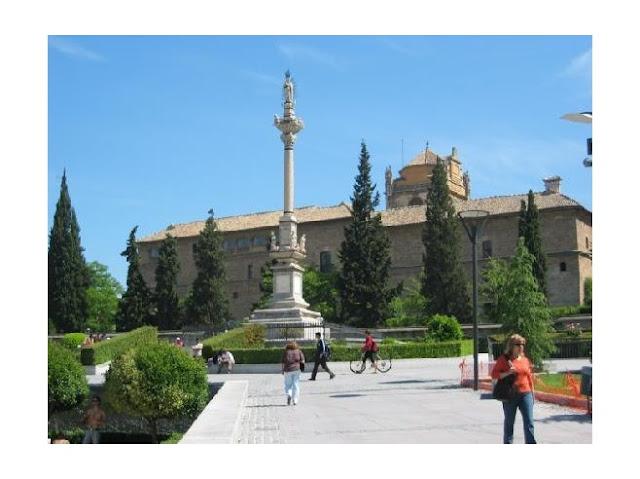 Las tres granadas edificios o monumentos desaparecidos en for Jardines triunfo granada