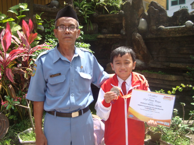 Sd Negeri Kotakulon 01 Bondowoso Peraih Medali Perak Kmnr 2013