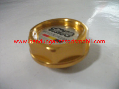 Tutup Oil Mugen Kuning