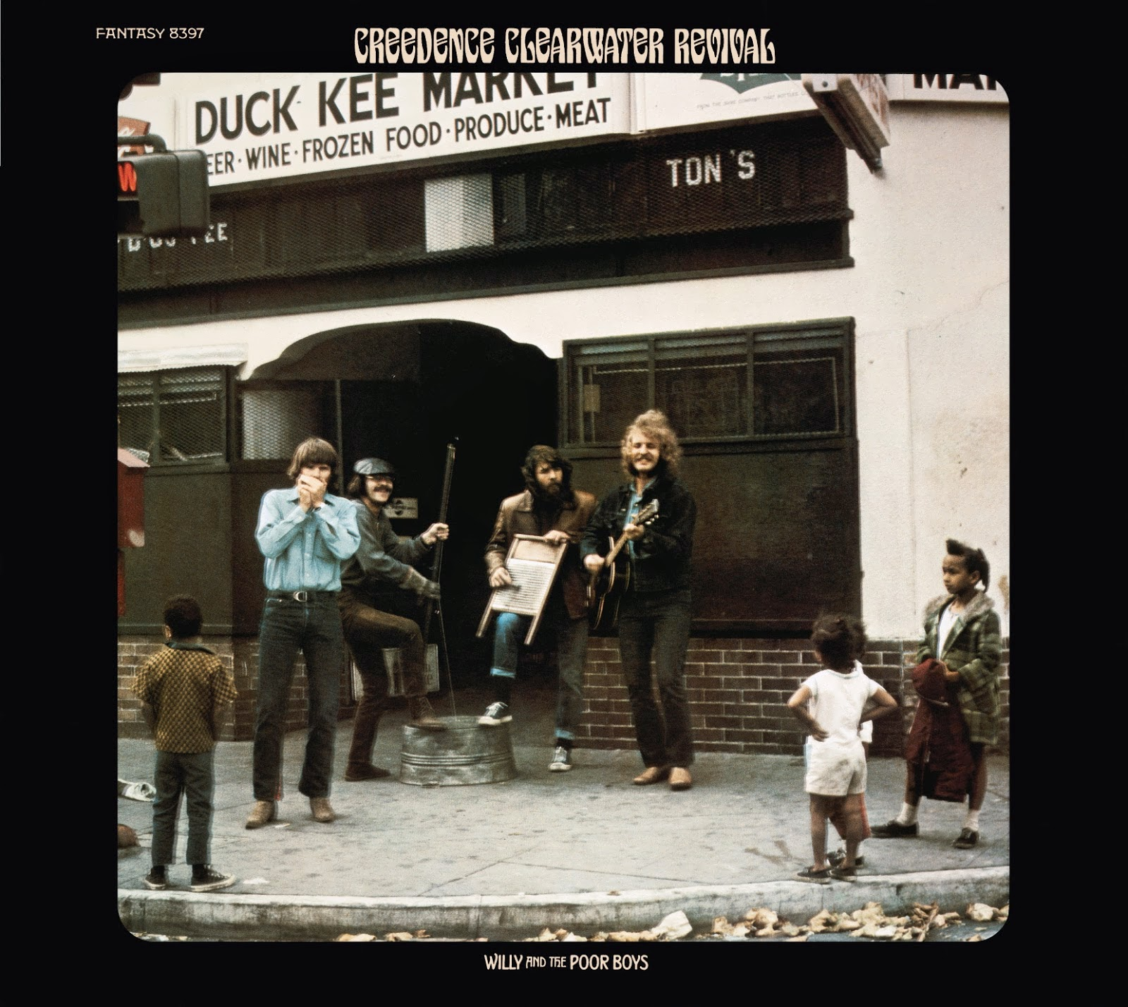 Creedence Clearwater Revival - Down on the Corner 1969