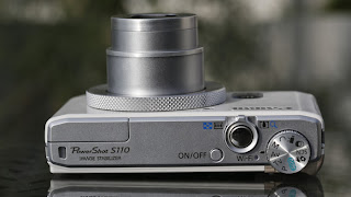 Canon PowerShot S110 : full specs