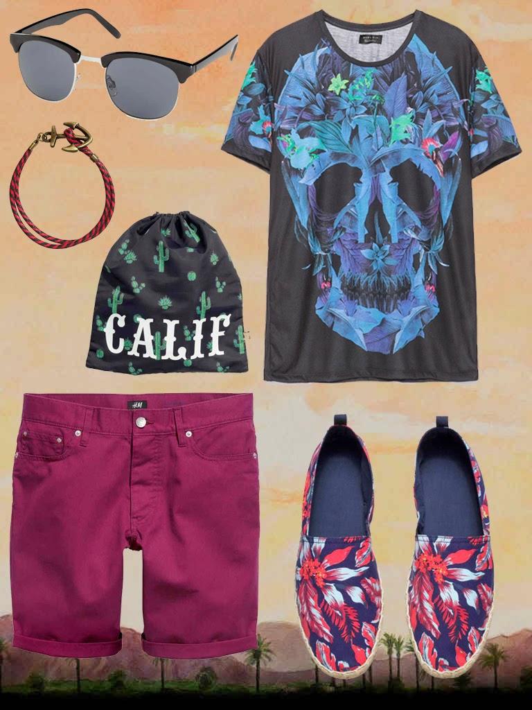 coachella men outfit