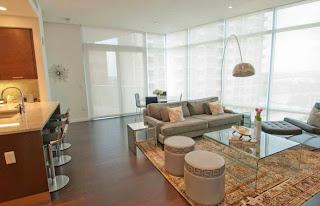 contoh dekorasi interior rumah minimalis terbaru 2013