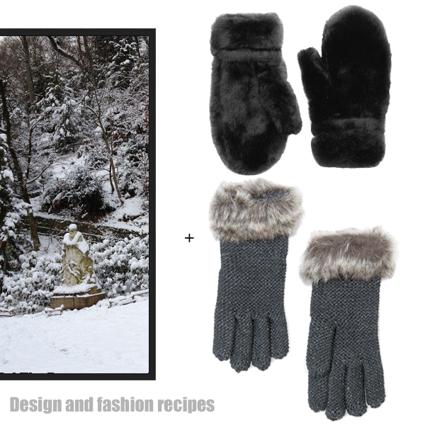 GLOVES ON DESIGN AND FASHION RECIPES BY CRISTINA DAL MONTE