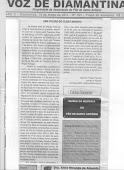 Notas de imprensa. 1