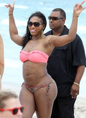 Hot Bikini Babe