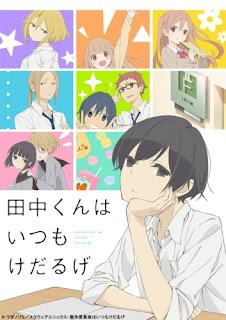 Capitulos de: Tanaka-kun wa Itsumo Kedaruge