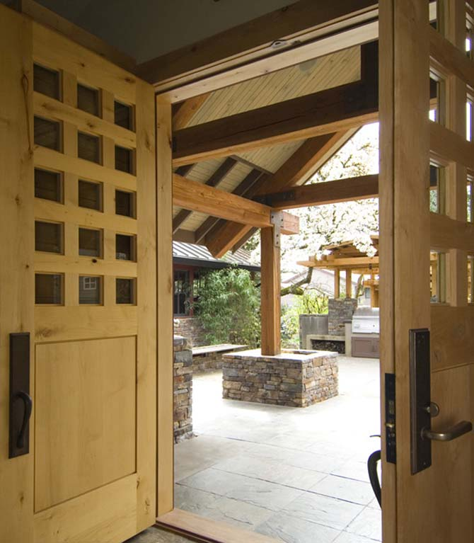 Home Entrance Door Stone House Furniturejpg
