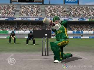 ea cricket 2007 game setup free download