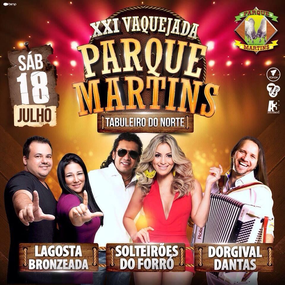 XXI VAQUEJADA DO PARQUE MARTINS