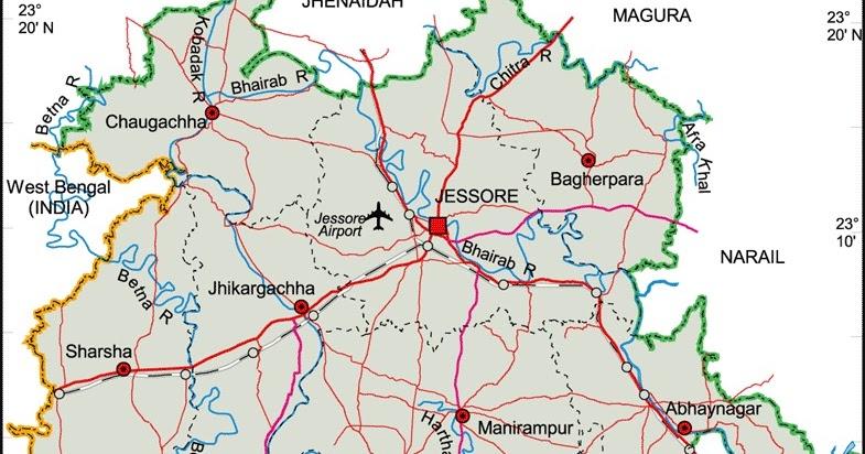 Postal code of Jessore Jessore Information Guide