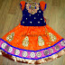 Zardosi Kundan Work Latest Skirt