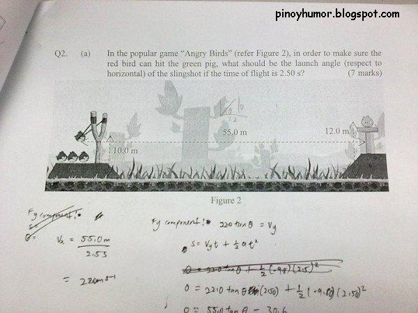 They are now teaching how to play angry birds at school.