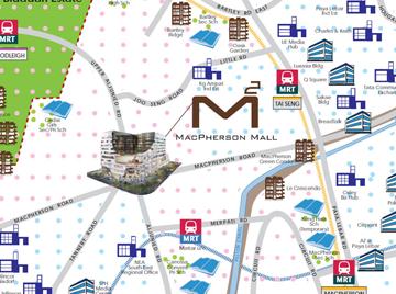 Macpherson Mall (M2)