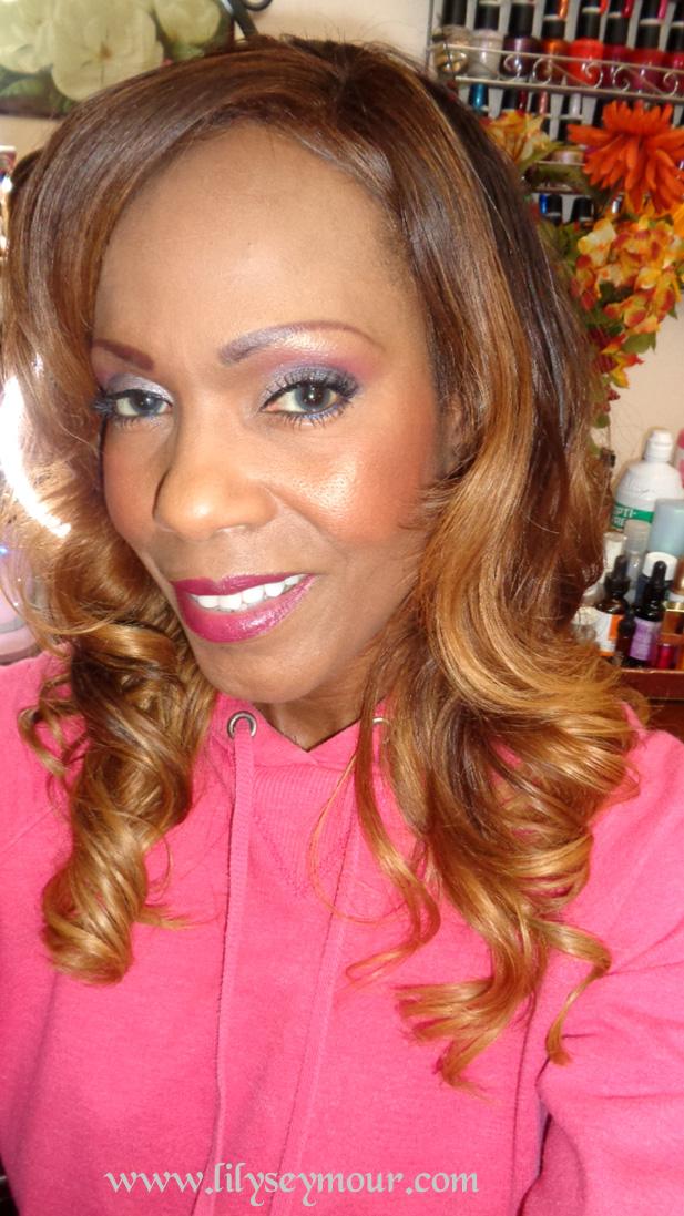 over 50 Beauty Blogger   #womenofcolor  #brownskin