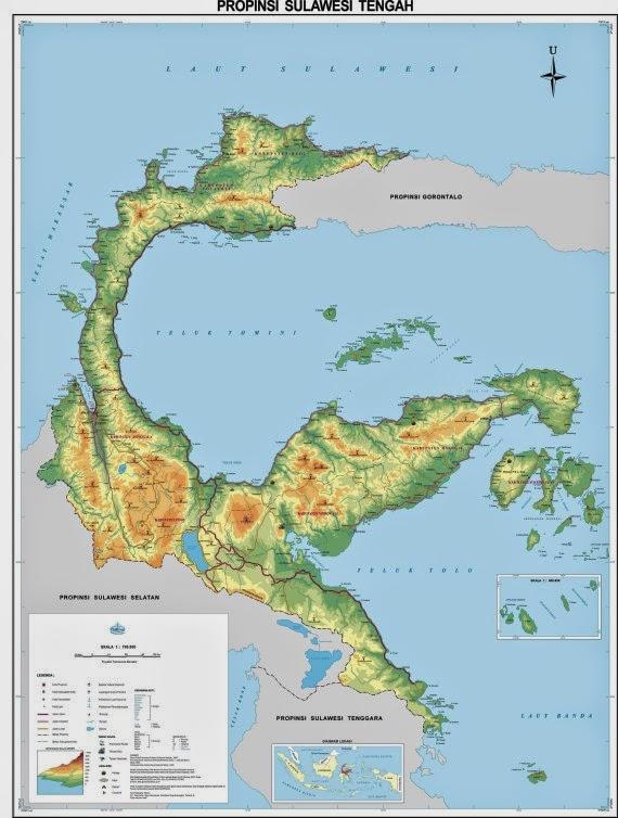 Daftar Lengkap Wisata Di Sulawesi Tengah