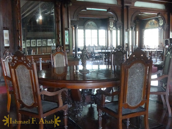 Inside the Aguinaldo Shrine