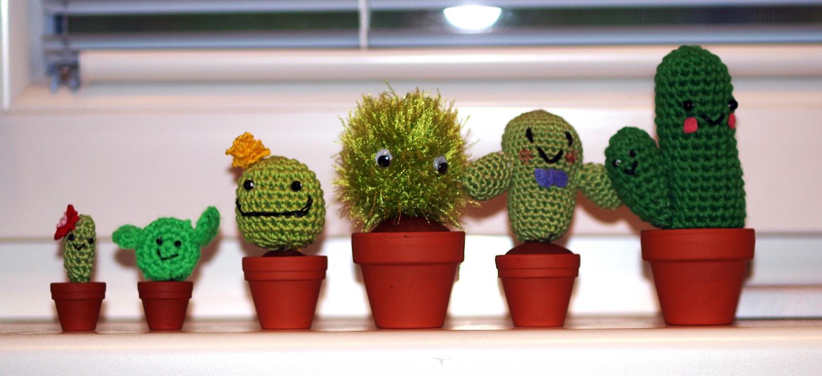 lizart amigurumi mein kleiener gr ner kaktus anleitung. Black Bedroom Furniture Sets. Home Design Ideas