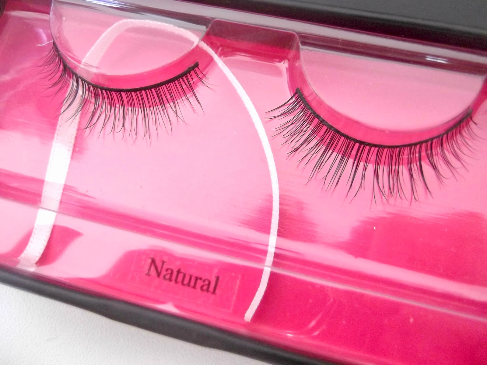 An Image of Perfect Eyelashes Natural Luxurious Strip Lashes