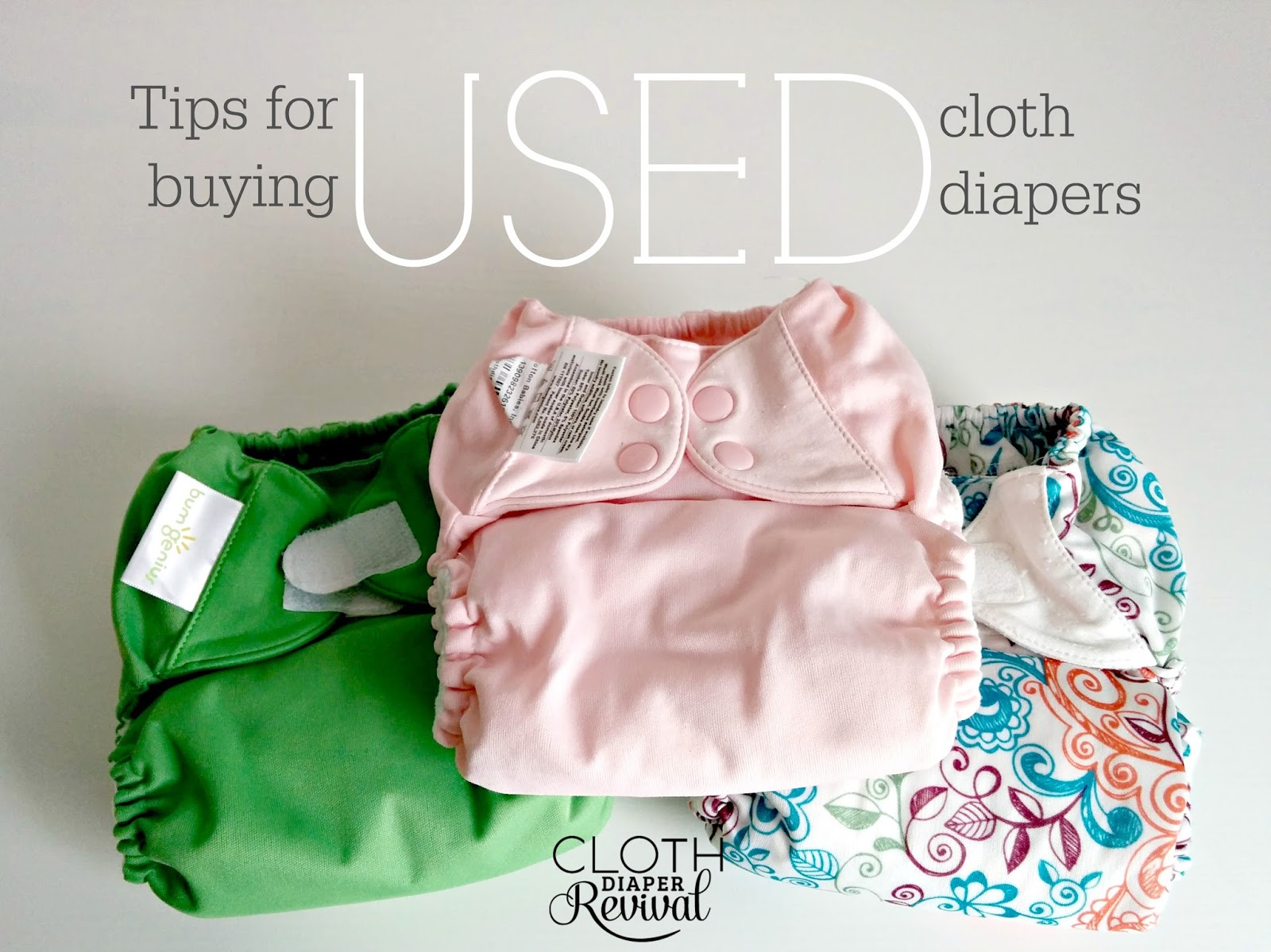 cloth diaper revival tips for buying used cloth diapers. Black Bedroom Furniture Sets. Home Design Ideas