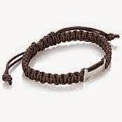 pulseiras masculinas para o dia dos pais