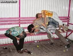 El mejor humor sobre borrachos . Fotos de humor.